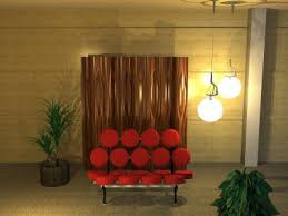 eames folding screen