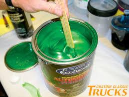 metallic auto paint