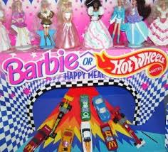 barbie hotwheels