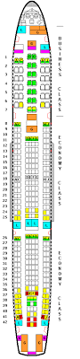 airbus a333 seating
