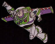 buzz lightyear flying