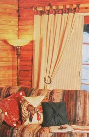 curtains and window treatment
