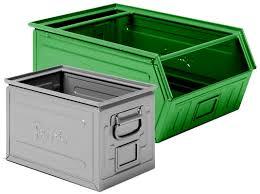 contenedores metalicos