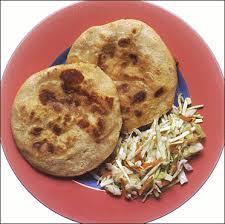 comida tipica salvadorena