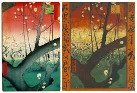 hiroshige paintings