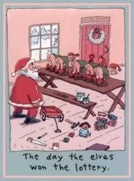humor christmas cards