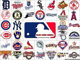 all the baseball teams