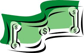 dollar bills clip art