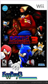 sonic adventure battle 3