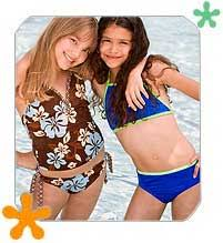 bathing suits for children