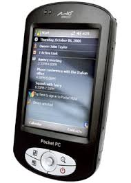 mio pocket pc