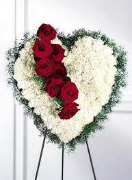 bleeding heart flower arrangement