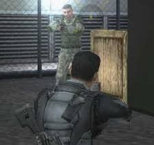 third person shooter