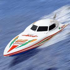 radio control speed boat