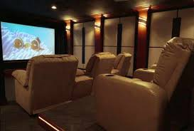 home entertainment seating