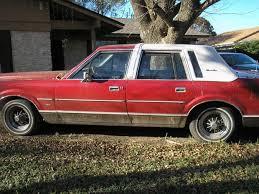 85 lincoln town car