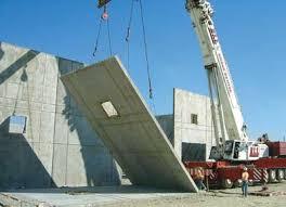 concrete tilt up panel