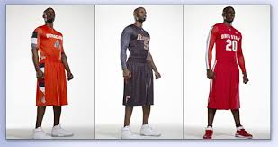 nike college basketball uniforms