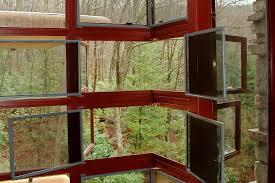 corner windows