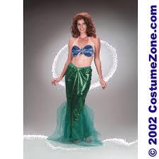 ariel mermaid costumes