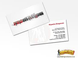 promotion business cards