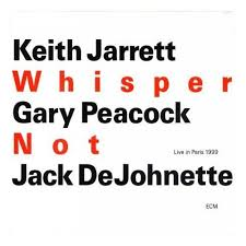 keith jarrett whisper not