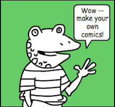 Make Belief Comics
