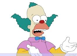 krusty simpsons