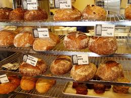 bread pastries