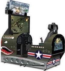 airplane arcade games