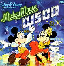 disco mickey mouse