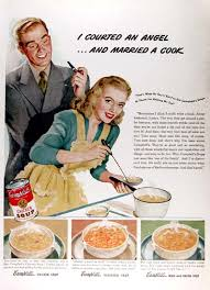 campbell soup advertisement