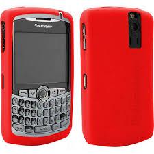 blackberry rubber skin