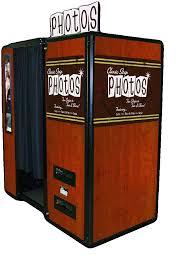 camera booth