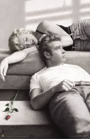 james dean and marilyn monroe posters