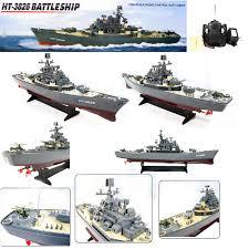 remote controlled battleship