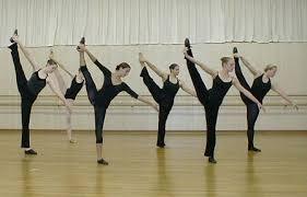 jazz dance movements