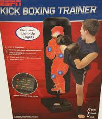 kick boxing dummy
