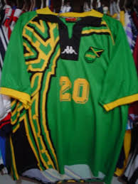 jamaican football shirt