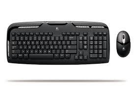 logitech cordless keyboard ex110