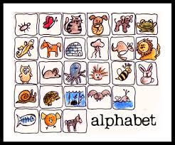 alphabets pictures