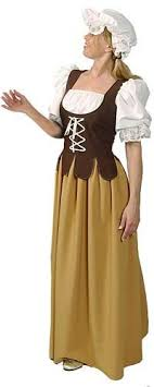 medieval wench dress