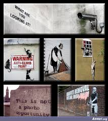 political graffiti art