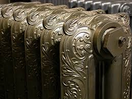 cast iron heaters