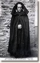 mourning costume