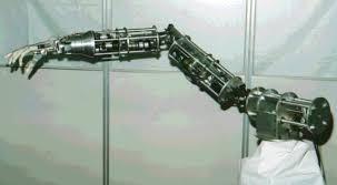 human robotic arm
