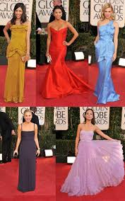 golden globe 2009 fashion