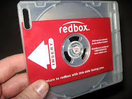 Redbox planning movie