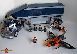 lego agents mission 6