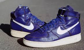 air force ones purple